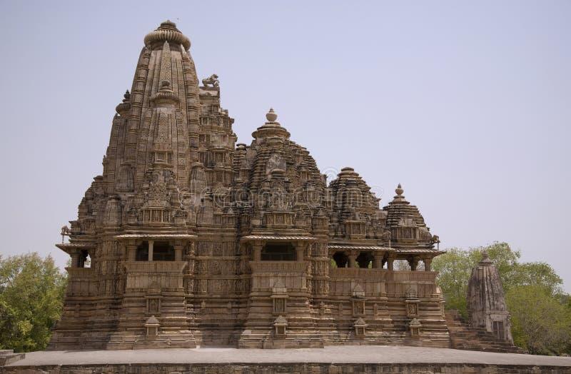 Templo de Visvanatha fotografía de archivo