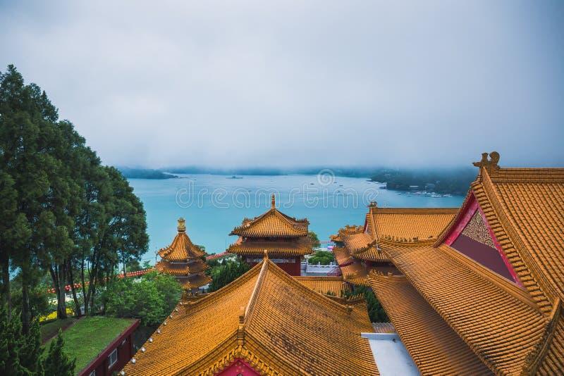 Templo de Wenwu imagen de archivo libre de regalías