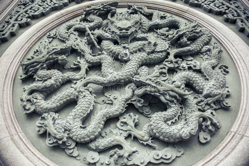 Templo de Wenwu fotografia de stock