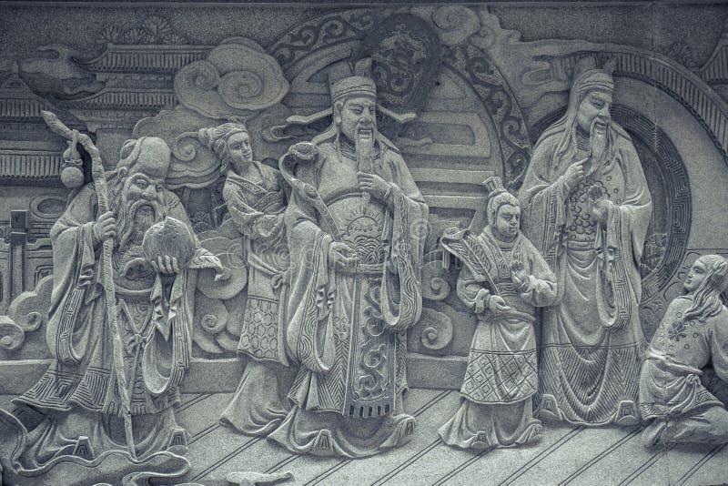 Templo de Wenwu foto de stock