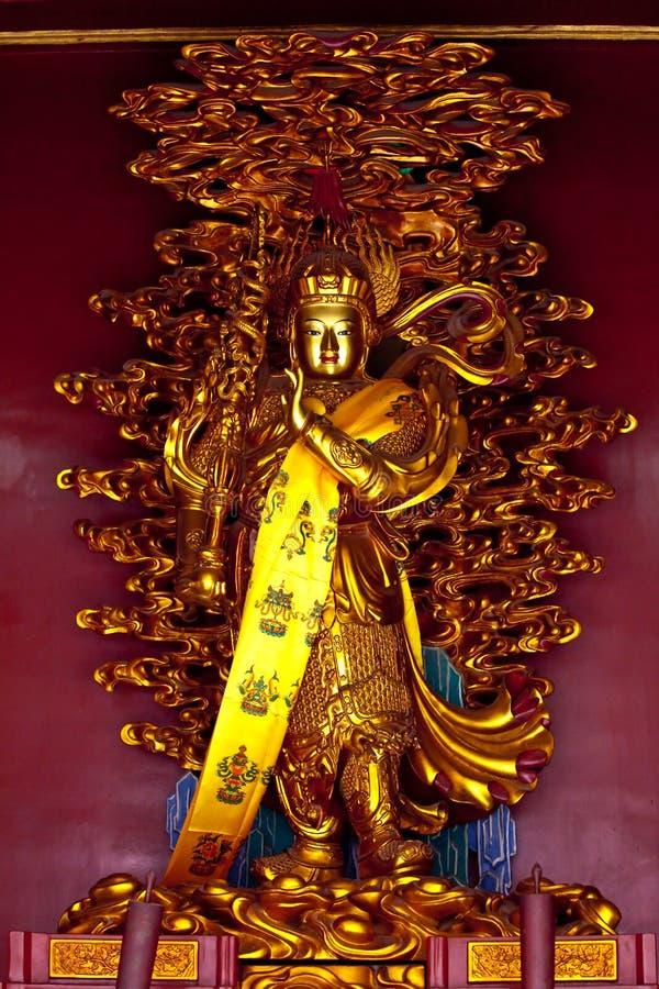 Templo do Lama em Beijing imagem de stock