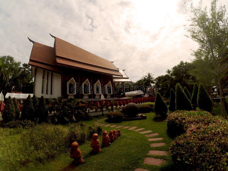 Templo do loi de Sala imagens de stock