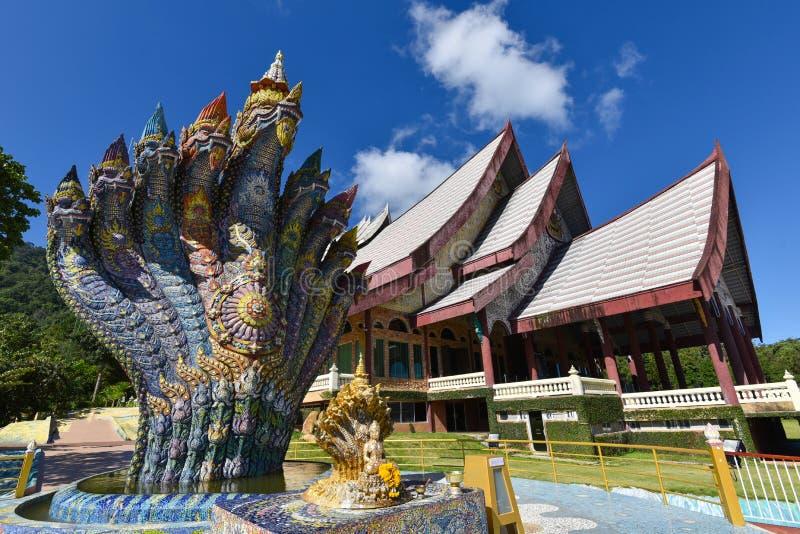 Templo do rapaz de Huay em Tailândia imagem de stock royalty free