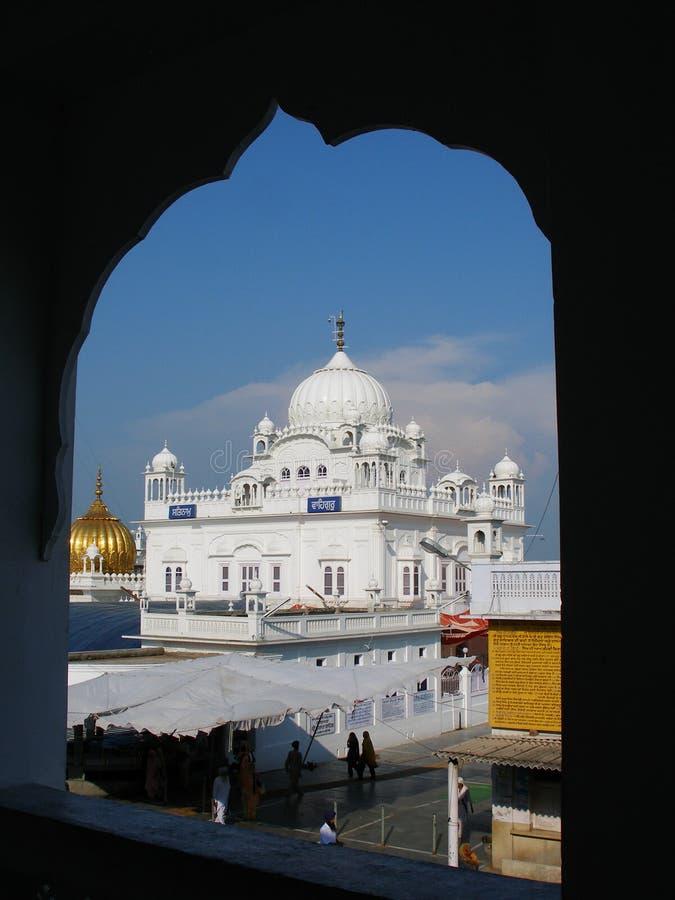 Templo do sikh imagem de stock