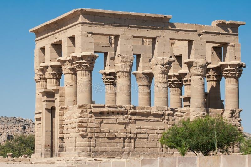 Templo do simbel de Abu de Egito imagens de stock royalty free