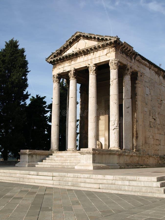 Templo dos Pula imagem de stock royalty free