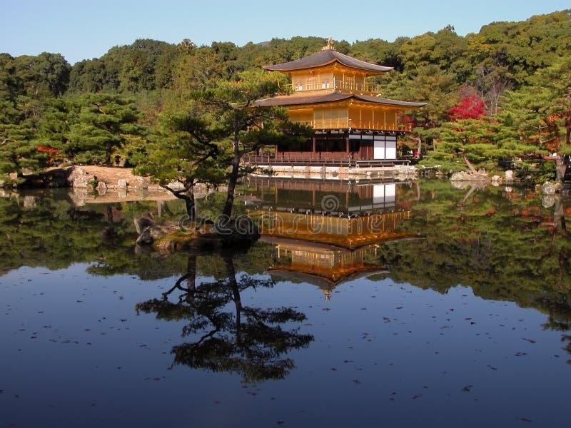 Templo dourado imagens de stock royalty free
