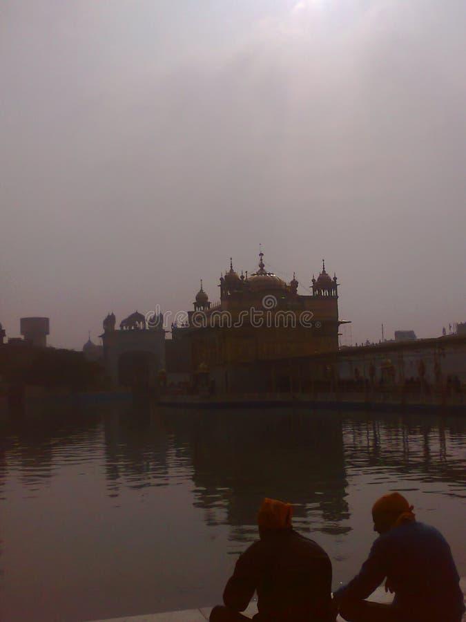 Templo dourado Amritsar Punjab India imagens de stock royalty free