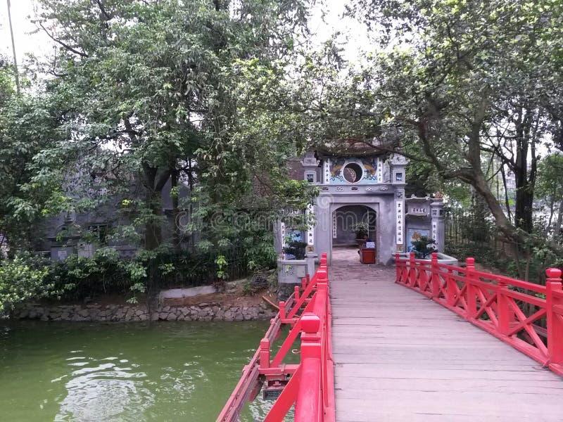 Templo em Hoi An, Vietname, 3Sudeste Asiático imagem de stock royalty free