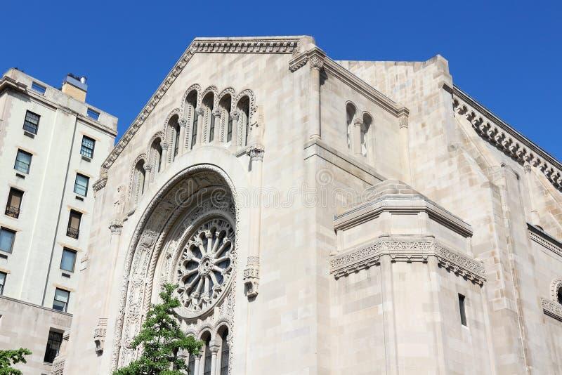 Templo Emanuel Synagogue fotografía de archivo