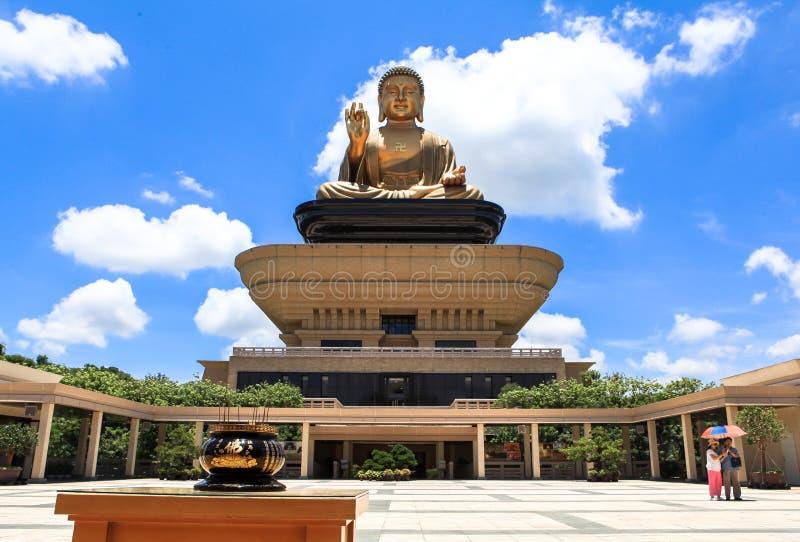 Templo en Taiwán imagenes de archivo