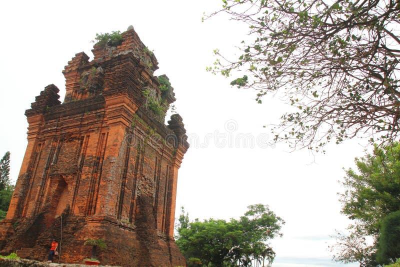 Templo en Vietnam foto de archivo
