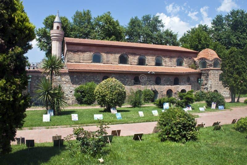 Templo Hagia Sofía en Iznik foto de archivo