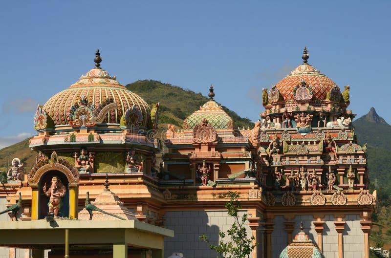 Templo hindú foto de archivo