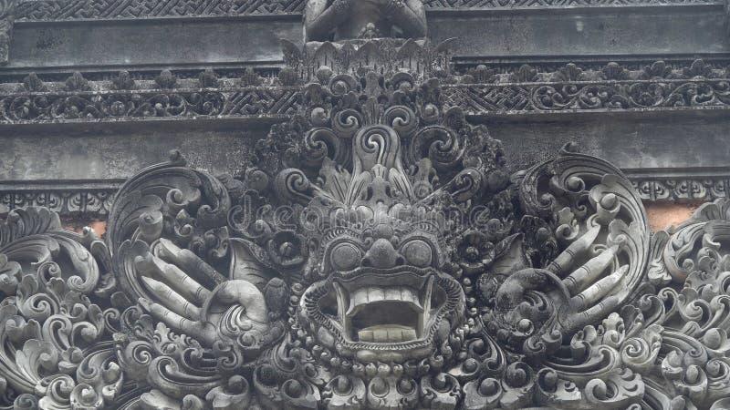 Templo hindú en Bali imagen de archivo