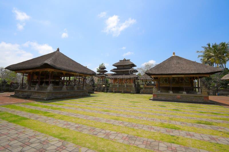 Templo hindú interior foto de archivo