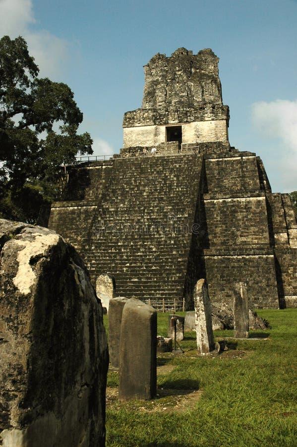 Templo II foto de stock
