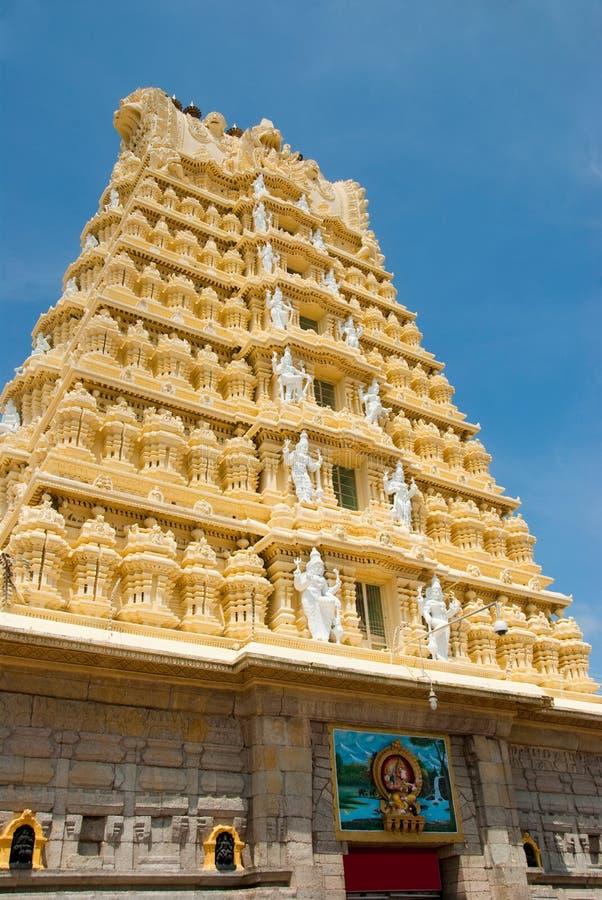 Templo indiano foto de stock