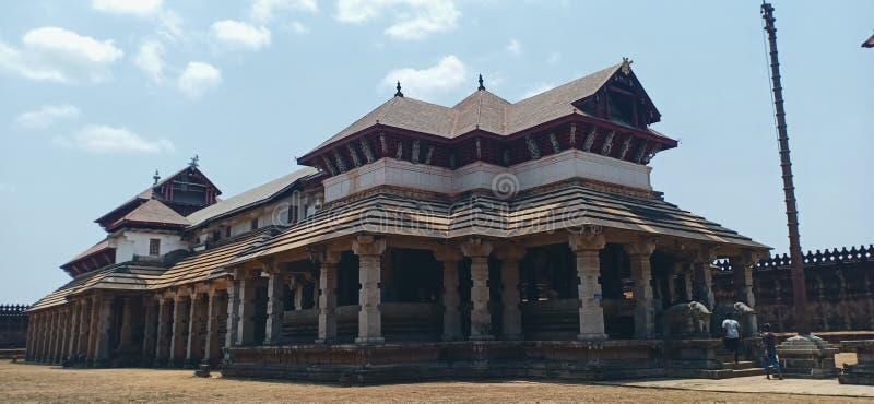 Templo Jain foto de stock