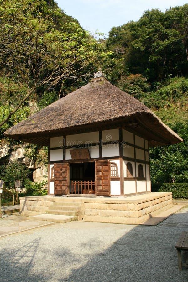 Templo japonés - Kamakura fotografía de archivo libre de regalías