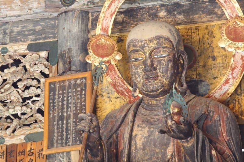 Templo japonés, templo del ji de Engaku imagen de archivo libre de regalías