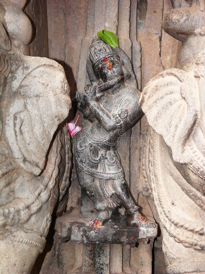 Templo Khidrapur de Kopeshwar fotografia de stock royalty free
