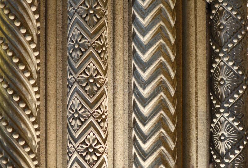 Templo maçônico em Philadelphfia fotografia de stock royalty free