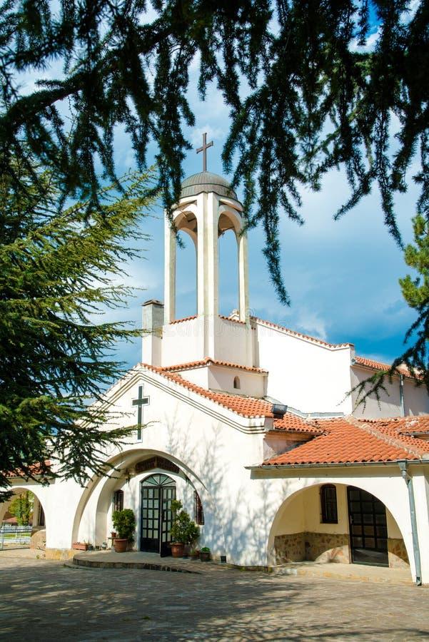 Templo ortodoxo fotos de archivo