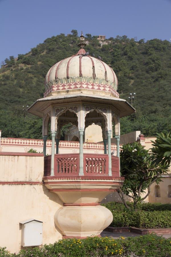 Templo religioso de la India imagenes de archivo