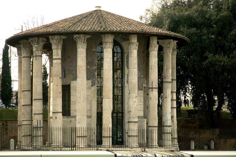 Templo romano fotos de stock