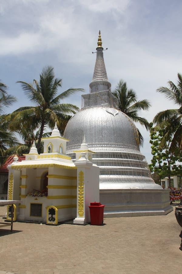 Templo Sri Lanka de Nagadeepaya fotografia de stock royalty free