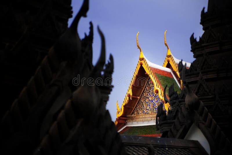 Templo Tail?ndia fotografia de stock royalty free