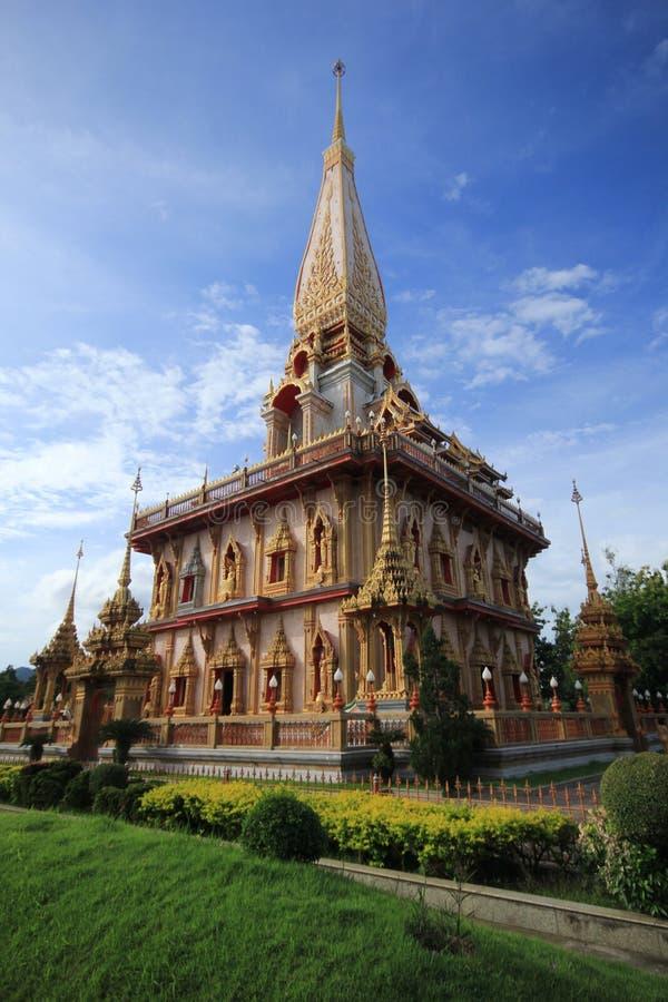 Download Templo tailandés foto de archivo. Imagen de reino, monasterio - 44853708