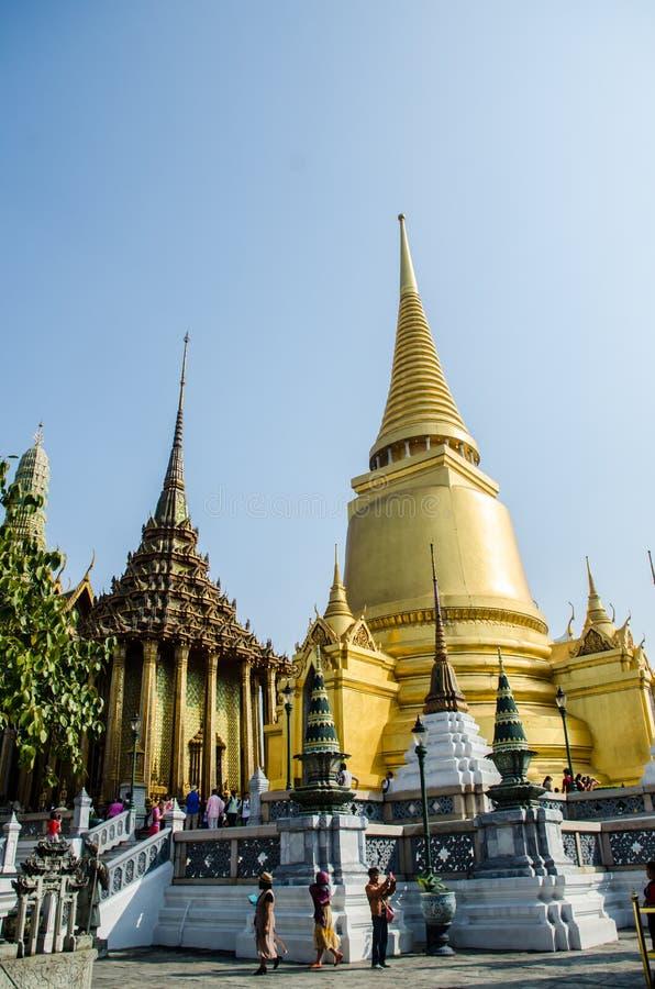 Templo Tailandia del pho de Wat imagen de archivo libre de regalías