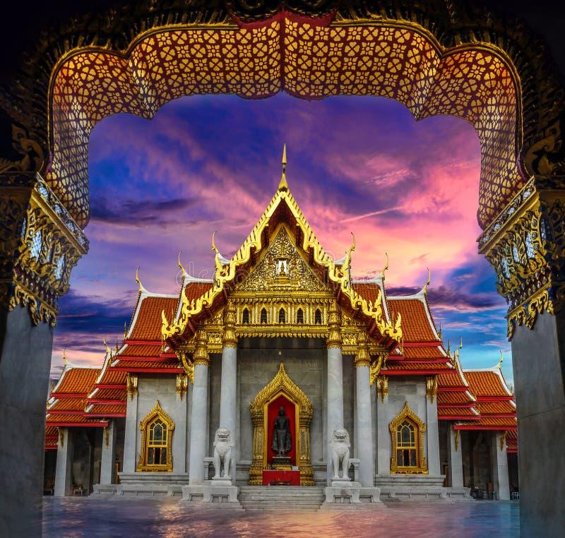 Templo Thailank Banguecoque fotos de stock royalty free