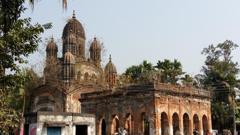 Templo viejo foto de archivo