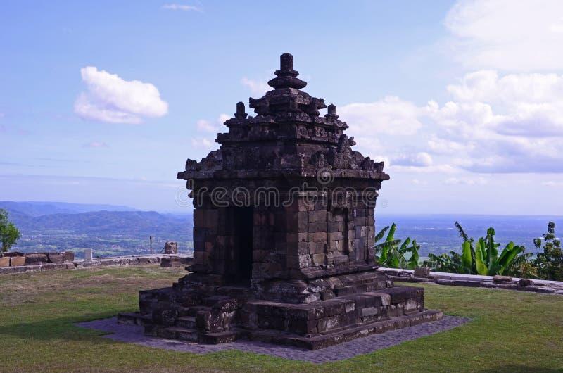 Templo Yogyakarta Indonesia del OIJ fotografía de archivo libre de regalías