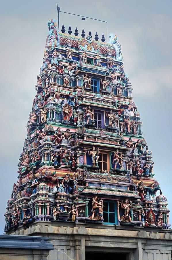 Templos fotografia de stock
