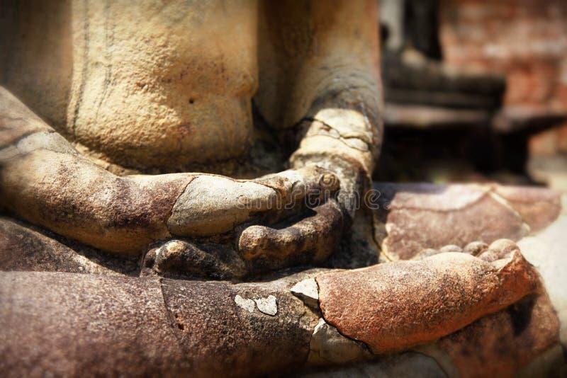 Templos Buddhistic de Sri Lanka fotos de archivo