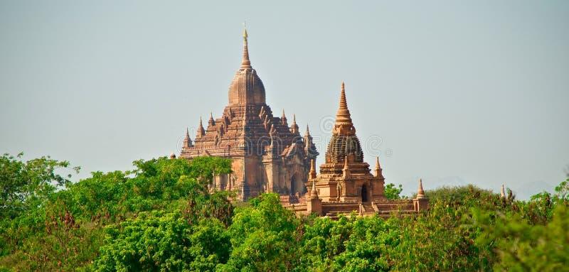 Templos budistas foto de archivo
