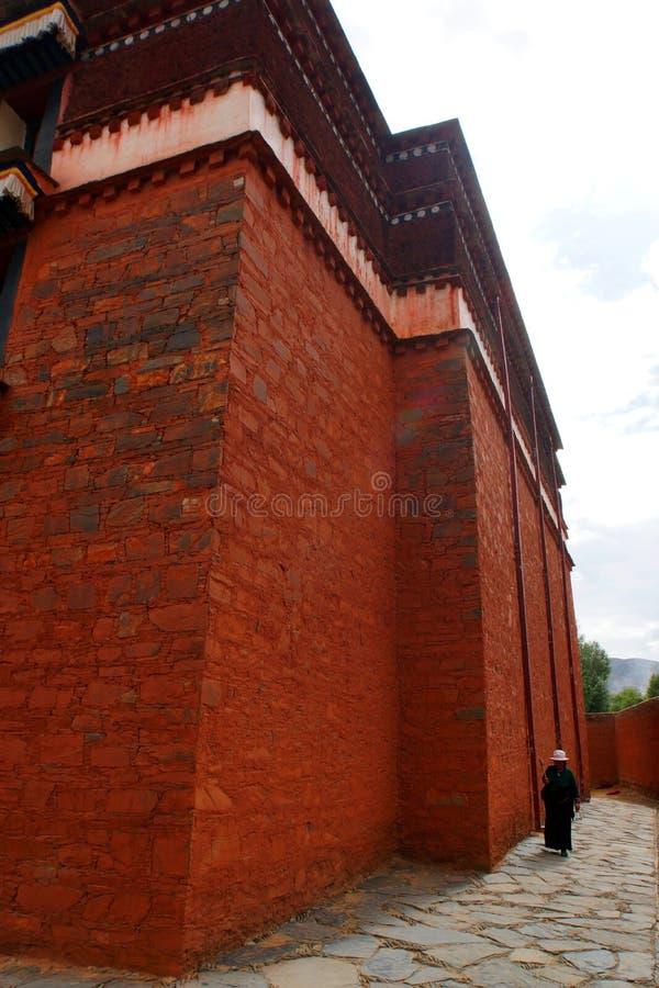 Templos chinos: LaBuLengSi fotos de archivo libres de regalías