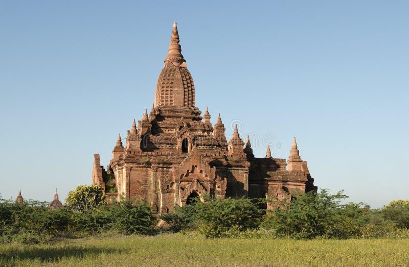 Templos de Bagan 5 fotografia de stock