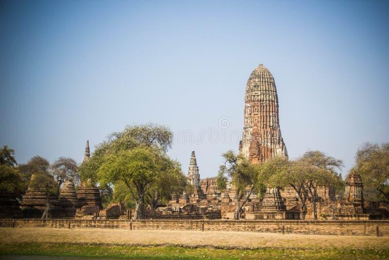 Templos de la historia imágenes de archivo libres de regalías