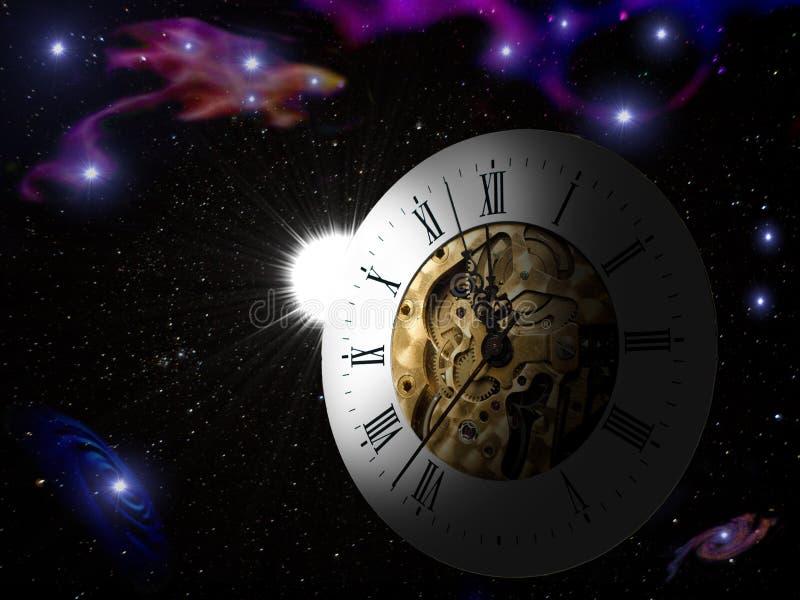 Tempo illustrazione vettoriale