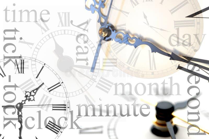 Tempo ilustração do vetor