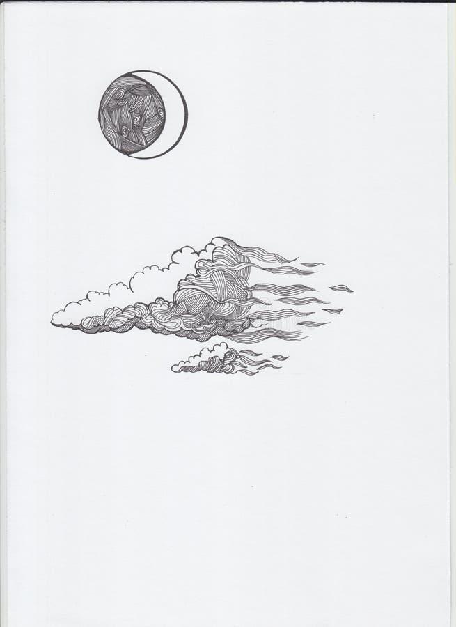 tempo illustrazione di stock