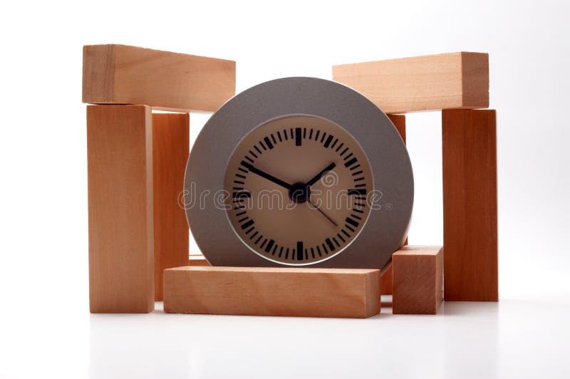 Tempo & materiais imagem de stock royalty free