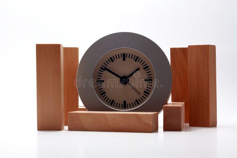 Tempo & materiais fotos de stock royalty free