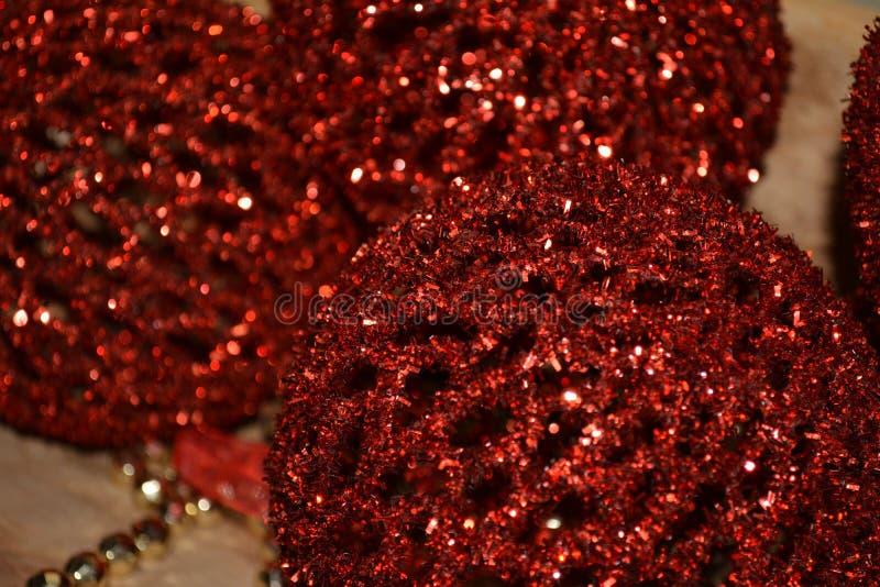Tempo astratto fresco di Natale immagine stock