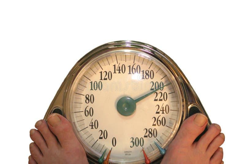 Download Tempo da dieta imagem de stock. Imagem de músculo, libras - 69187